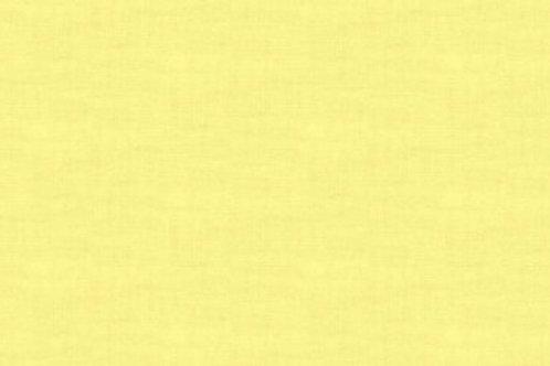 Makower Linen Texture Primrose