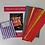 Thumbnail: Abstract Crown Epp Cushion Kit Sunburst Colourway