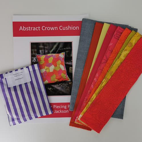 Abstract Crown Epp Cushion Kit Sunburst Colourway