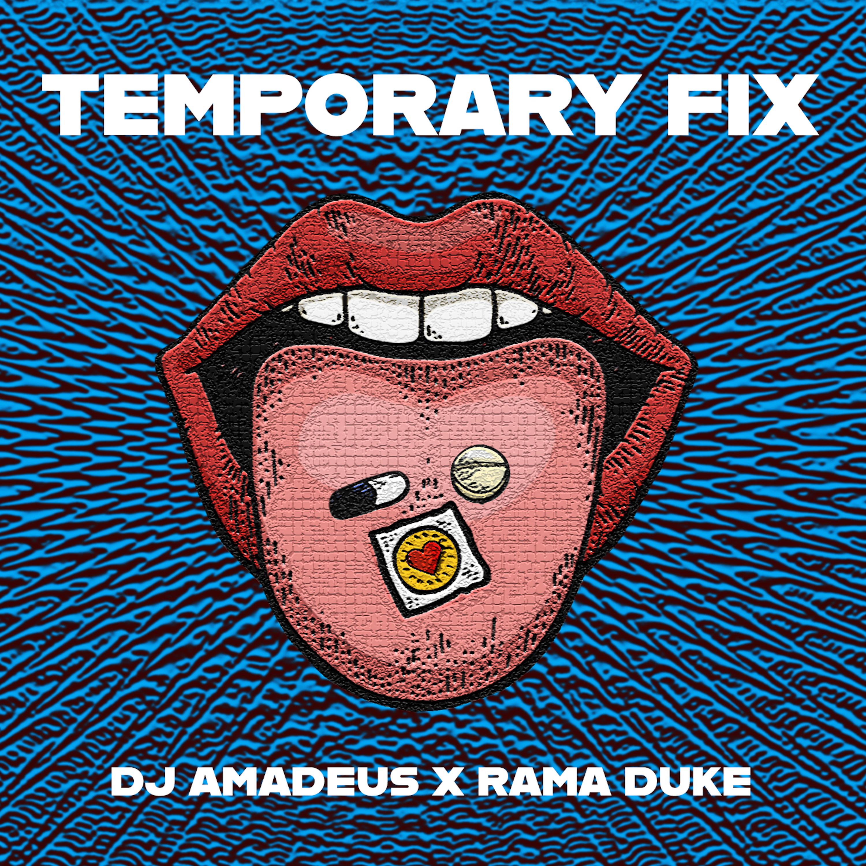DJ AMADEUS & RAMA DUKE