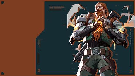 Breach Valorant Wallpaper Collection (5_