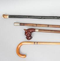 A most elegant form of crutch.