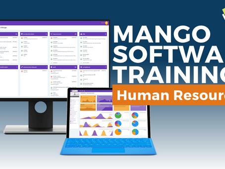Mango Training - Human  Resources Module