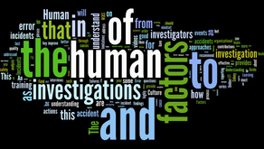 Human and Organisational Factors - Do You Tick the Box?