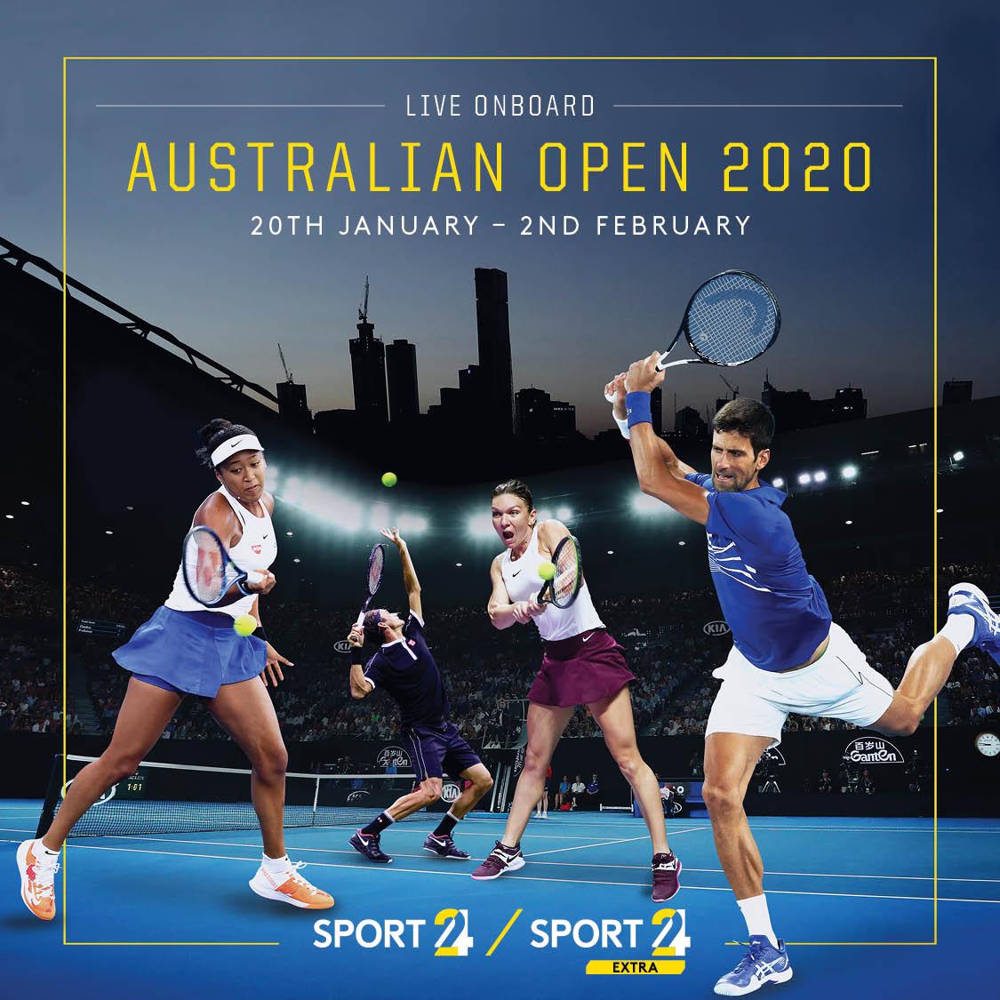 Australian Open Social