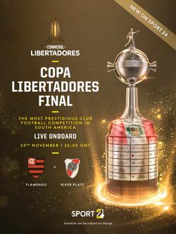Copa Libertadores Newsletter