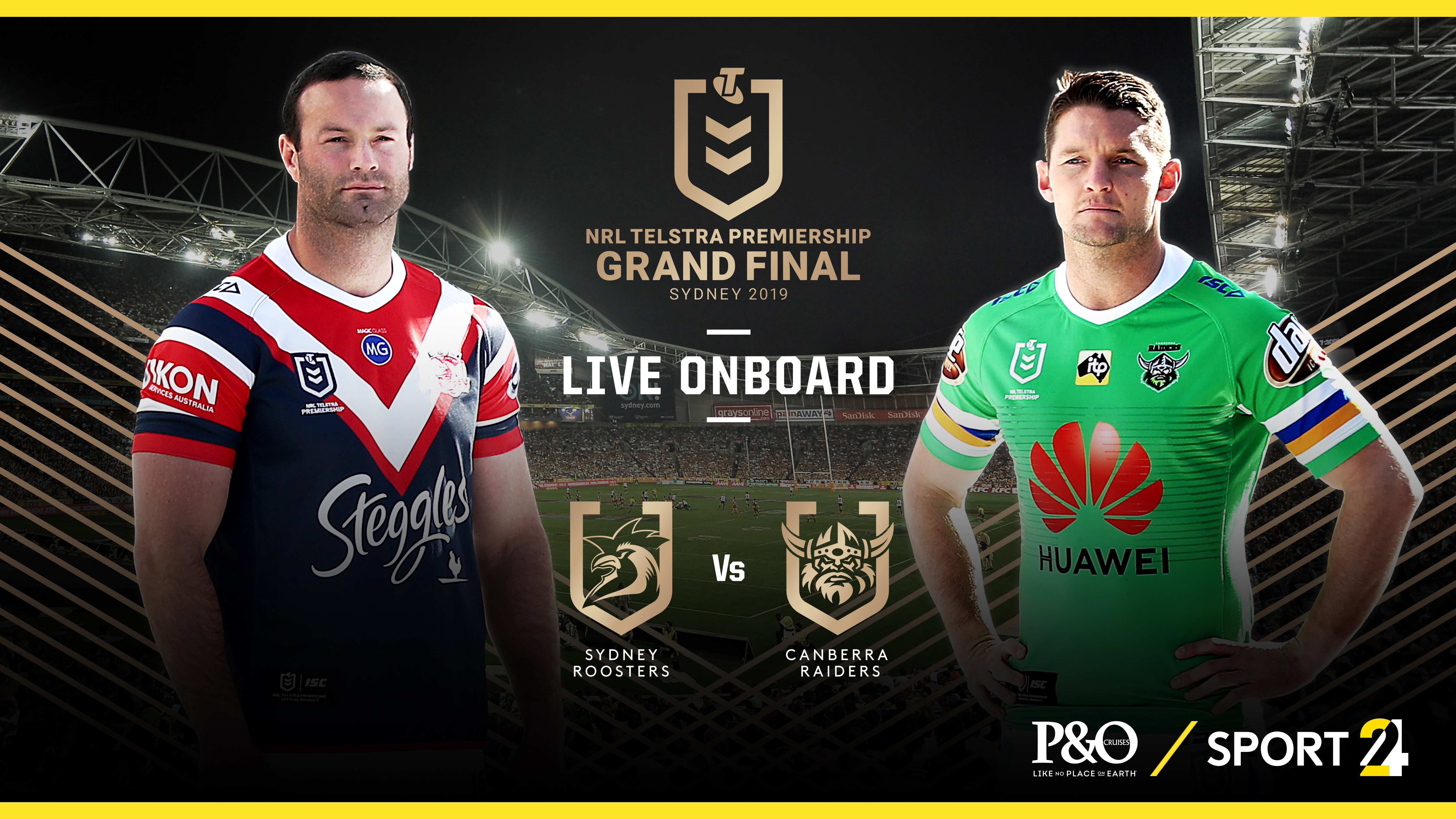 NRL Screens