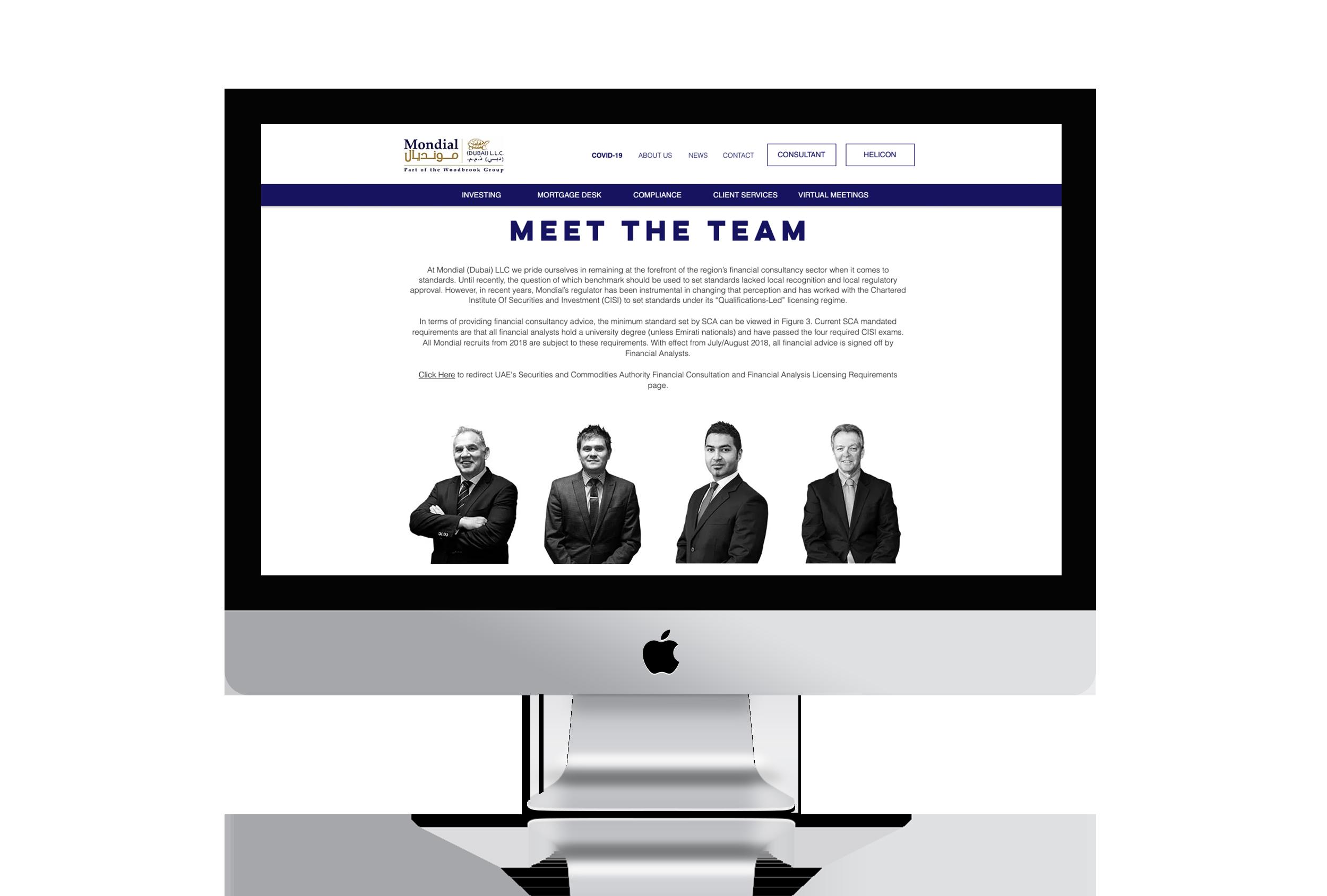 meet the team1