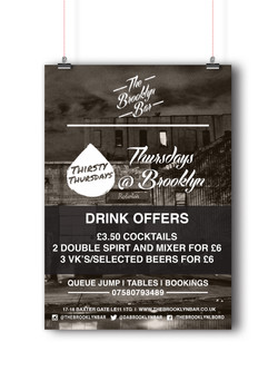 Thursday night flyer