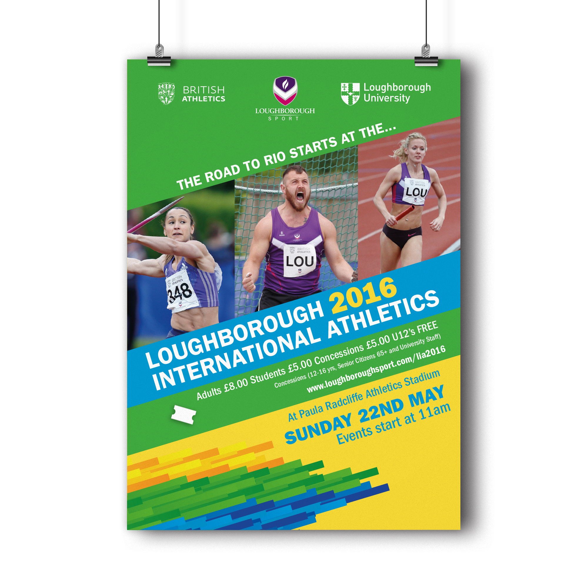 Loughborough International Athletics