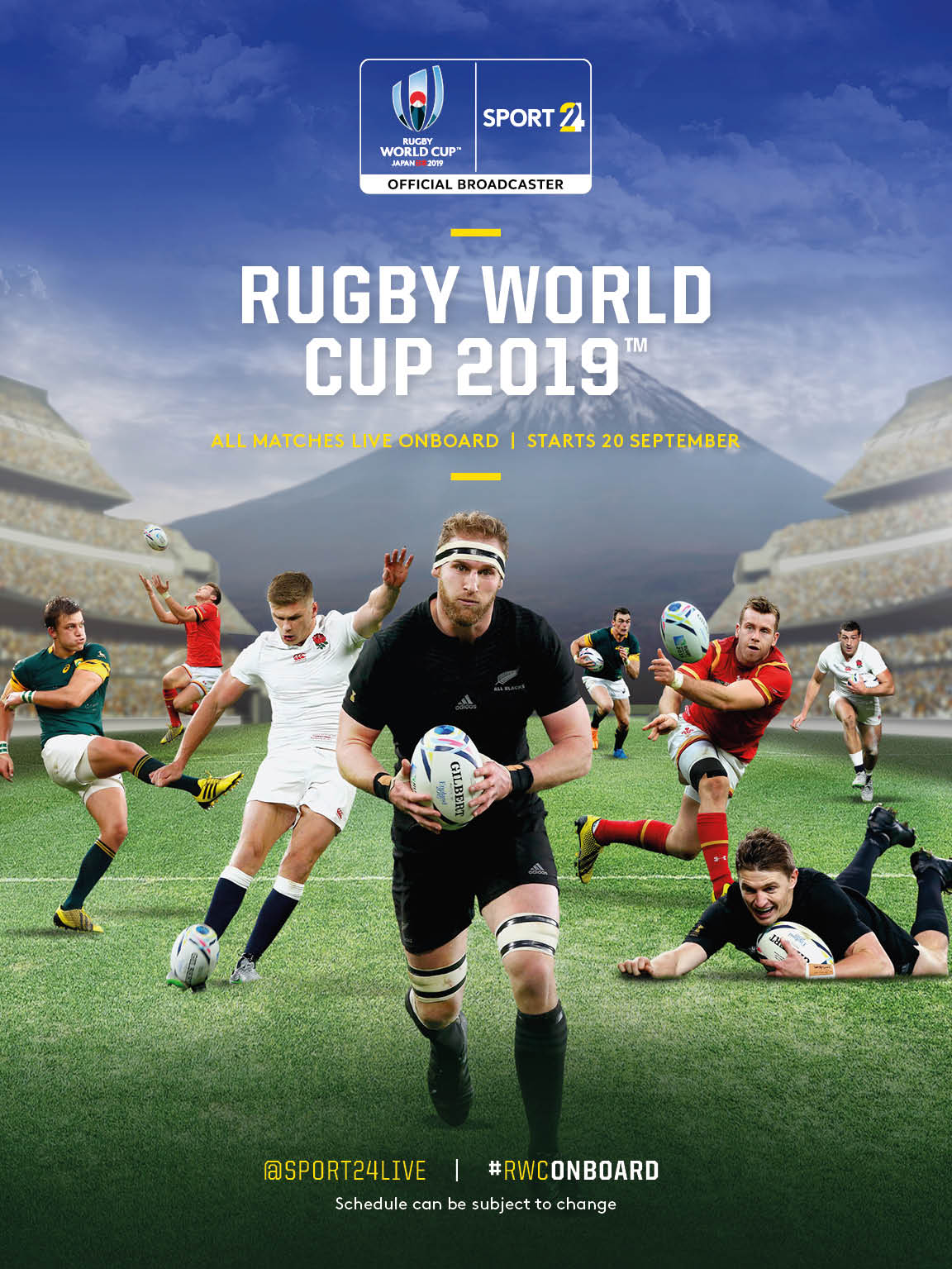 RWC2019 Newsletter