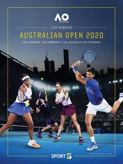 Australian Open Newsletter