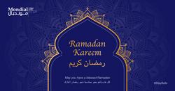 Mondial Ramadan Kareem-Facebook