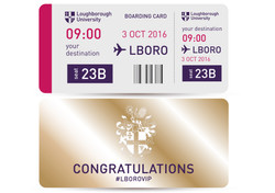 Boarding Card Concept