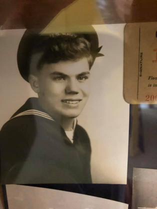 Vic Charles-US Navy WWII