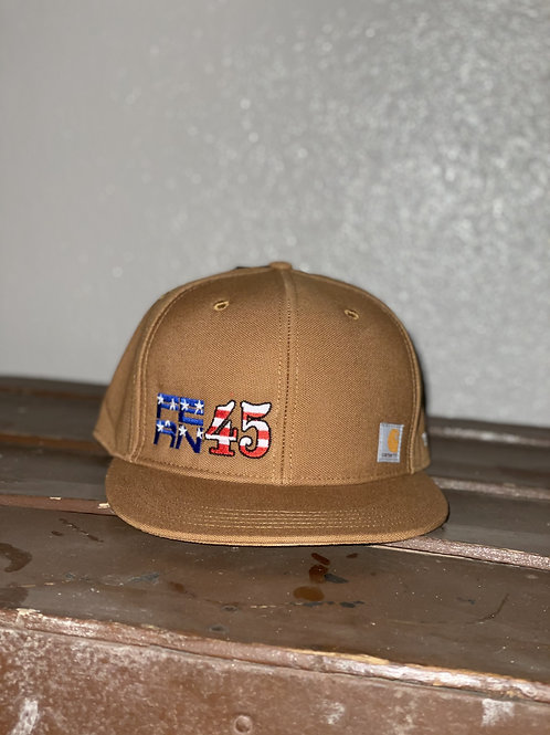 Fern 45 Carhartt Hat- OG Brown