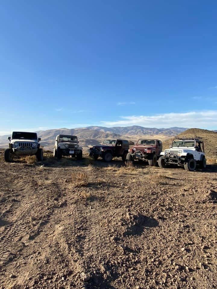 Jeep Crew