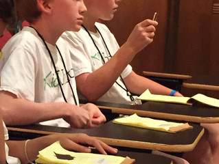 KdUnity Santa Monica Students Present to the Santa Monica City Council on Homelessness, Hunger and t