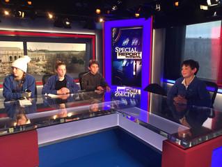 Student Advocates in Washington, D.C.