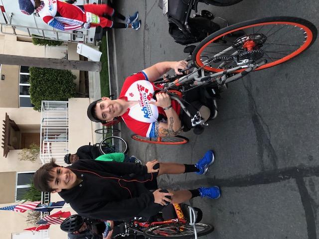 5k Charity Team & Achilles Guides