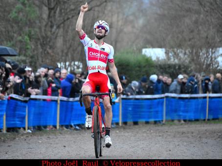 Clément Bommé Champion des Pays de la Loire