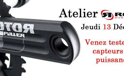 Atelier Rotor Power