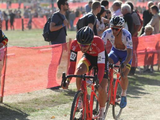 1ère manche de Coupe de France de Cyclo-Cross