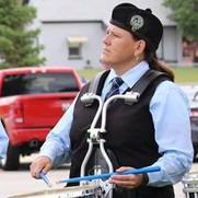 Tiffany Brush, Drum Sargeant