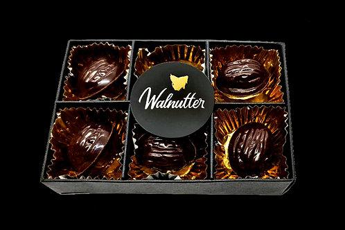 Organic Dark Chocolate Walnuts