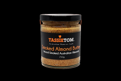 SMOKED Almond Butter