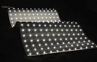 Panel Flexible con LEDs ondulado 2 en al
