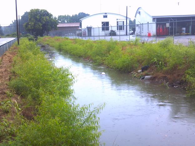 Turkey Creek rehabilitation