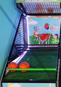 баскетбольный аттракцион