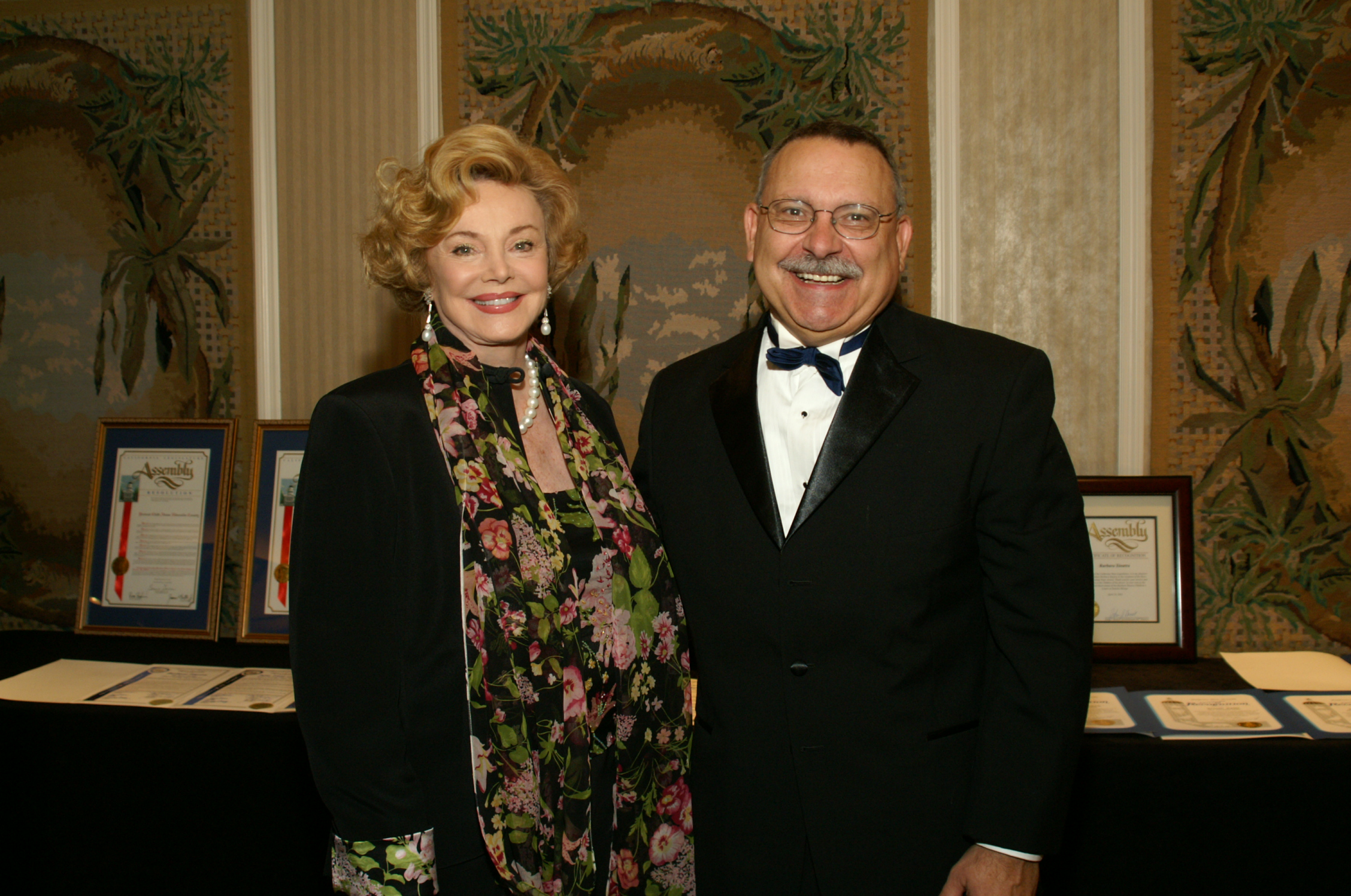 Mike & Barbara Sinatra