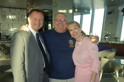 Mike with Stan and Nancy