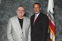 Mike & John Boehner