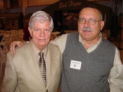 Roy Wilson and MIike