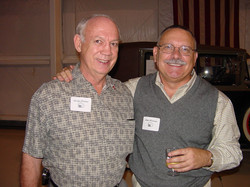 Mike and George Stetter