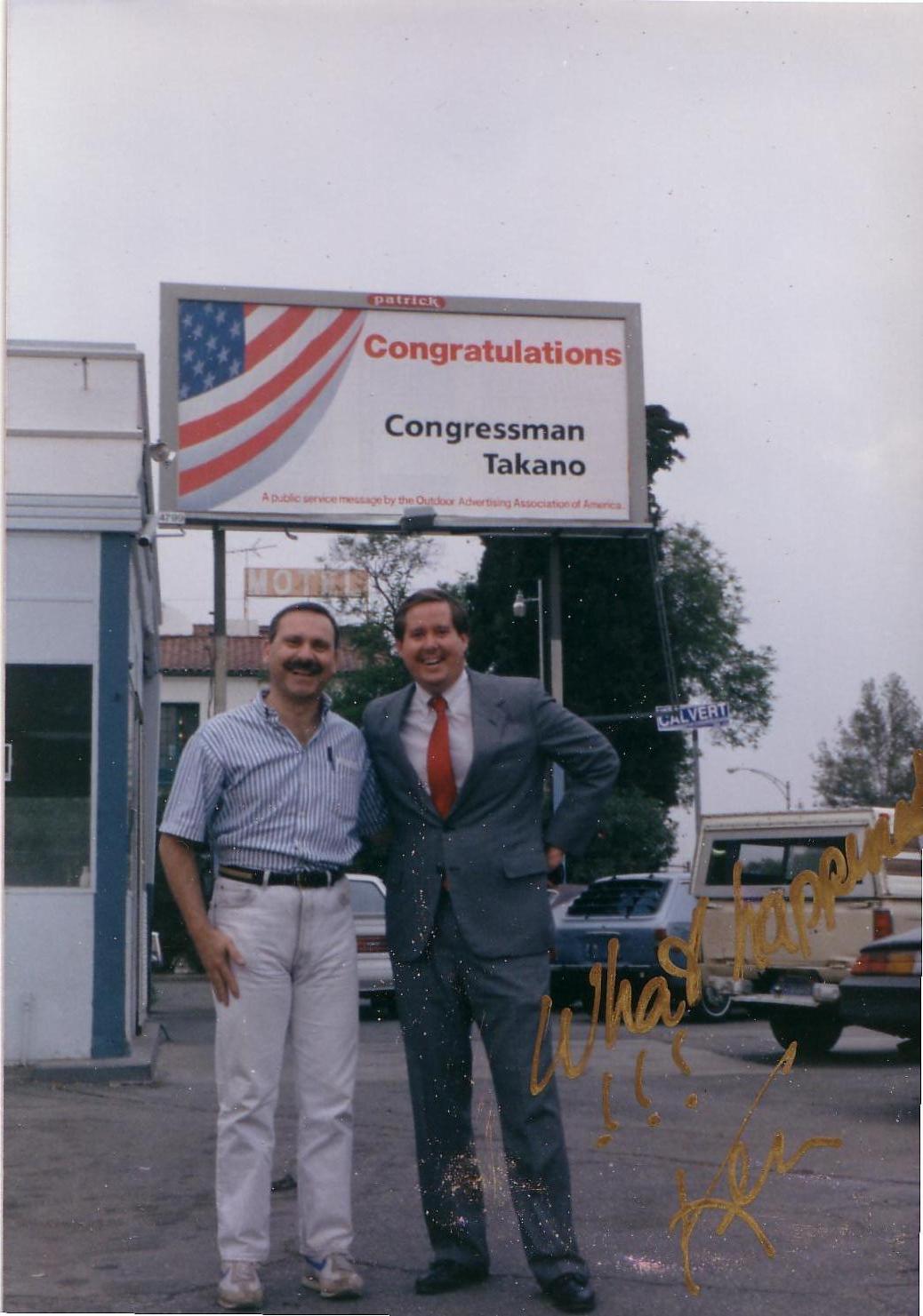 Mike & Ken Calvert