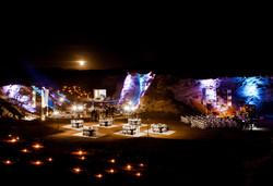 Desert productions in Israel