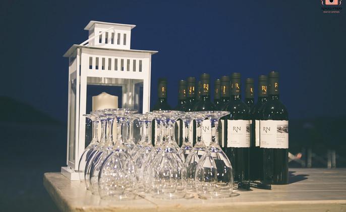 Wine from desert wineries