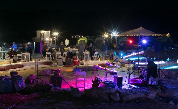 Desert events in Israel