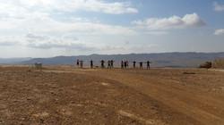Ramon Crater activities