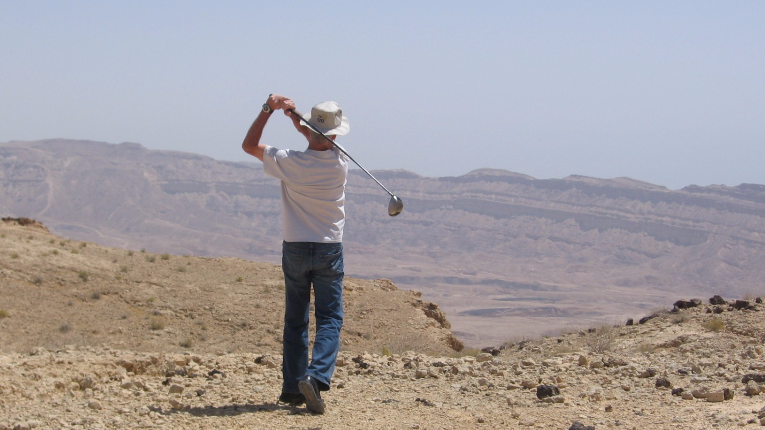 Enjoy the desert in Mitzpe Ramon