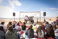 Desert Bar-Mitzvah in Israel