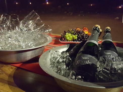 Special celebrations in the Israeli desert