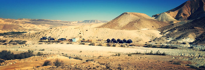 Israel Desert retreats for corporate groups