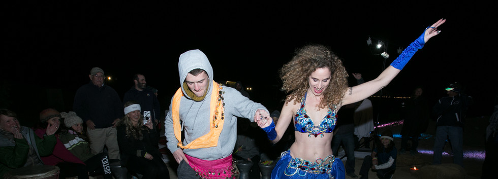 Belly dancing in Mitzpe Ramon desert party.jpg