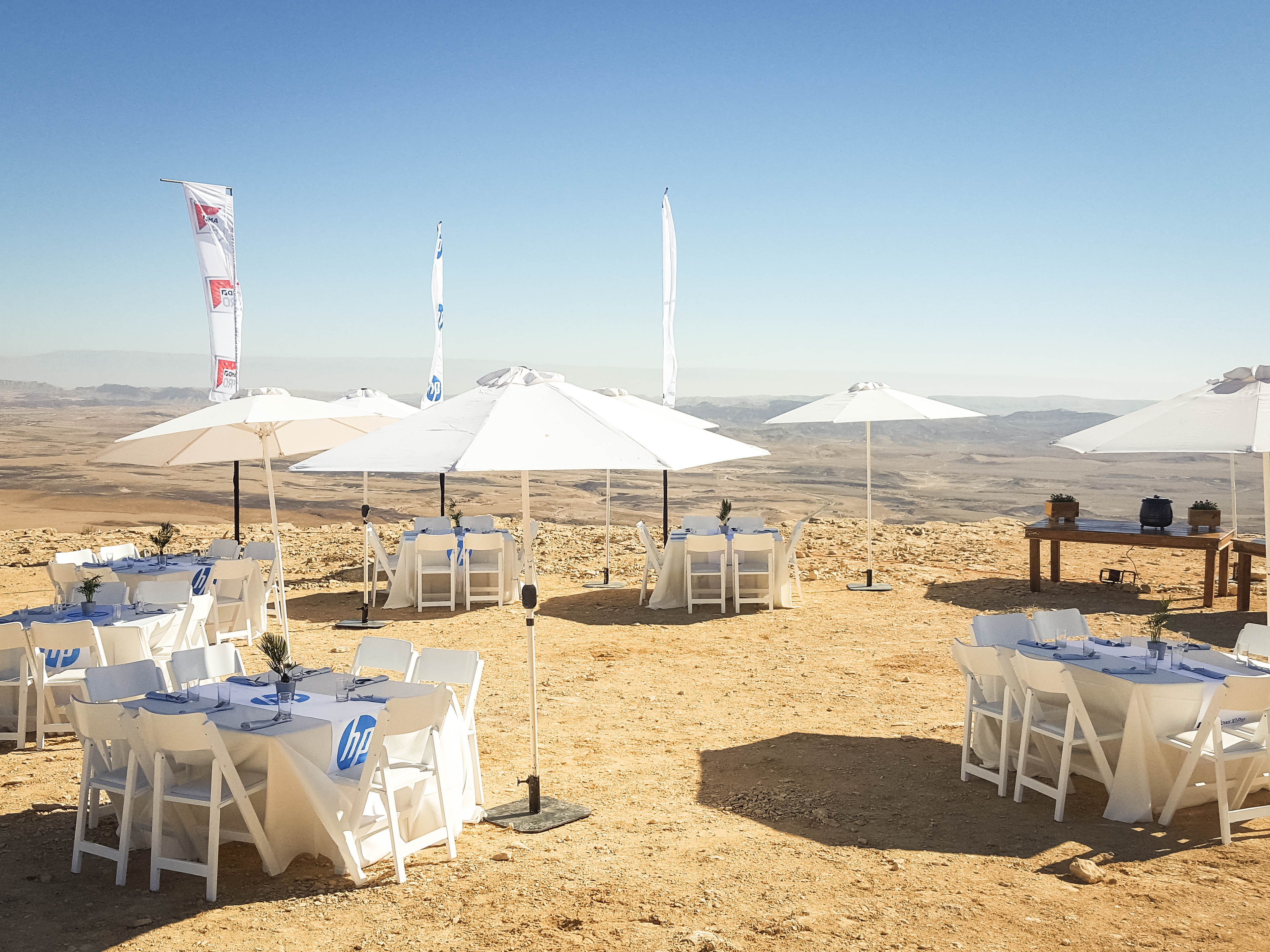 Desert incentive retreats Israel