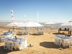 Desert incentive retreats Israel